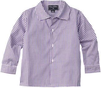 Oscar de la Renta Woven Shirt