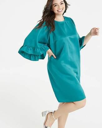ac69fcc685a Plus Size Teal Dress - ShopStyle UK