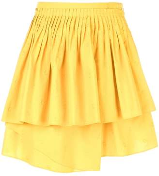 Ulla Johnson tiered gathered skirt