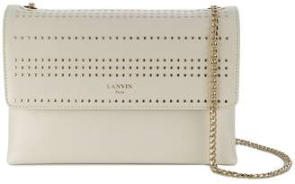 Lanvin studded Sugar shoulder bag