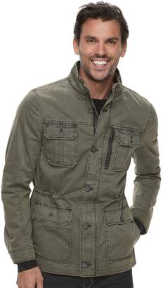 Marc Anthony Men's 4-Pocket Twill Field Jacket