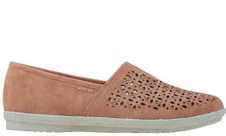Tangy Coral Loafer