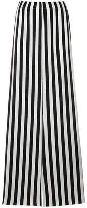 Federica Tosi striped wide-leg trousers