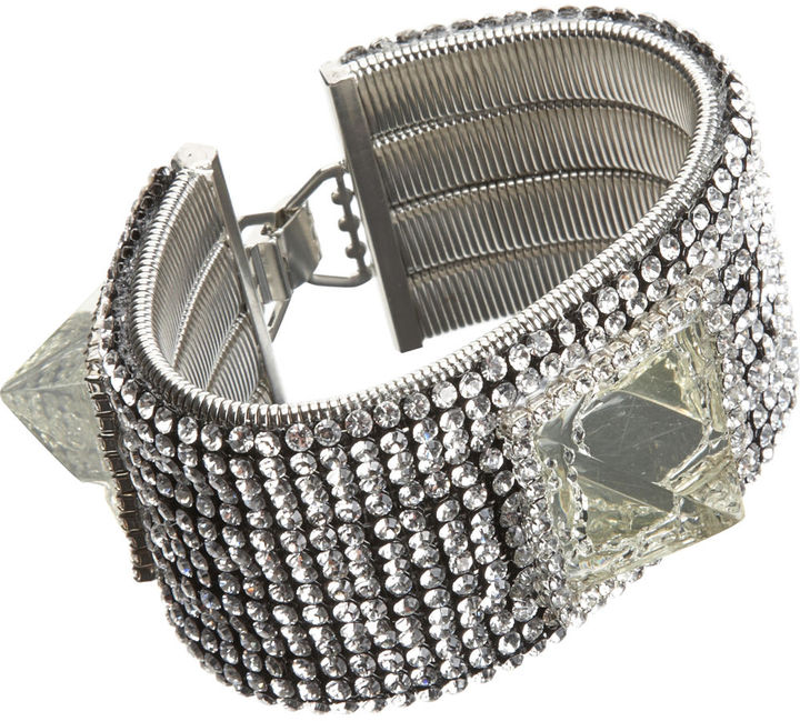 Erickson Beamon Gaga's Workshop x Crystal Dangerous Liaisons Bracelet