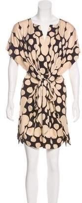 Diane von Furstenberg Tuvallu Silk Dress