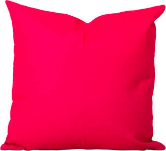 Cushion Bazaar Pink Watermelon Solid Georgia Cushion