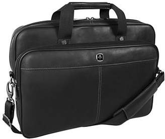 Swiss Gear Leather Laptop Case