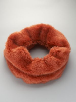New York & Co. Faux Fur Snood Scarf