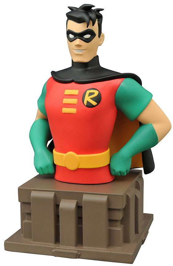 Diamond select toys DC Comics Batman: The Animated Series Robin Bust by Diamond Select Toys