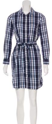 Draper James Mini Button-Up Dress