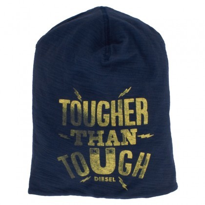 Diesel Navy Tougher Than Tough Hat