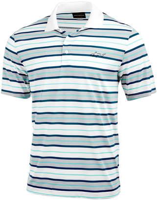 Greg Norman for Tasso Elba Men's Bedford Stripe Polo, Created for Macy's