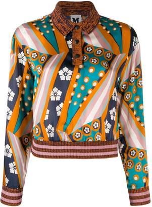 M Missoni printed sweater