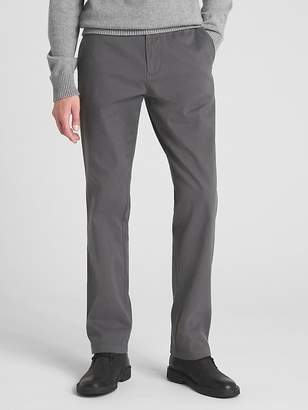 Gap Soft Wear Pants in Straight Fit with GapFlex