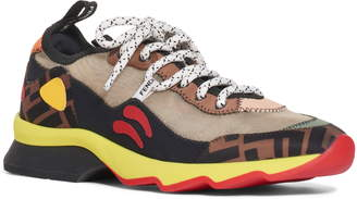 Fendi FFreedom Patchwork Sneaker