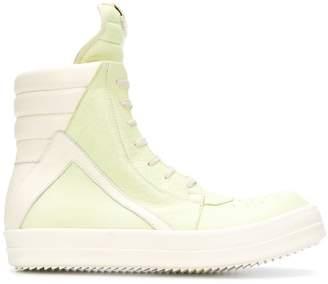 Rick Owens Geobaskets sneakers