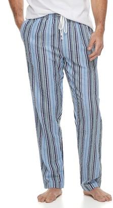 DAY Birger et Mikkelsen Big & Tall Residence Summer Shells Striped Seersucker Lounge Pants