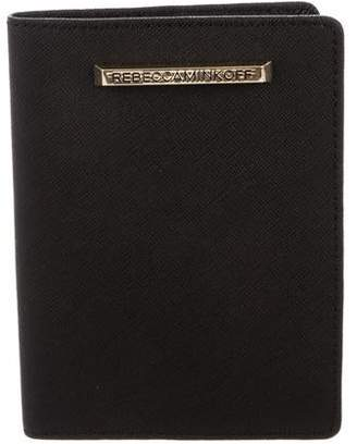 Rebecca Minkoff Leather Passport Covered