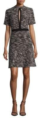 ABS by Allen Schwartz Flared Hem Dress