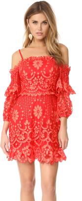 Parker Irma Dress $228 thestylecure.com