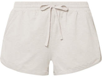 We/Me The Zen Stretch-jersey Shorts