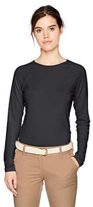 Cutter & Buck Women's Stretch UPF 50+ Sun Protection Long Sleeve Solar Guard Shirt