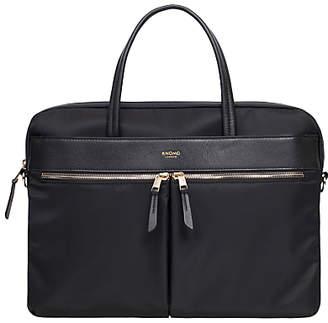 Knomo Hanover Slim Briefcase for 14 Laptops