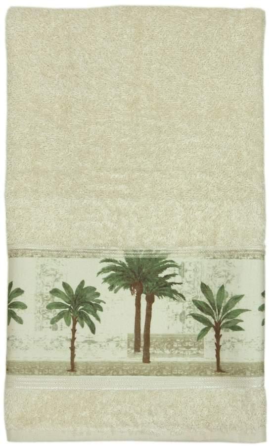 Citrus Palm Bath Towel
