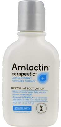 AmLactin Alpha-Hydroxy Therapy Cerapeutic Restoring Body Lotion for Arms Legs Best Dermatologist Moisturizer for Dry Skin