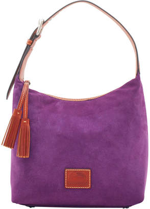 Dooney & Bourke Suede Paige Sac
