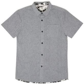 Z.A.K. Brand Chambray Woven Shirt