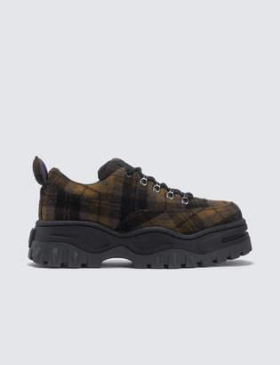 Eytys Angel Tartan Sneakers