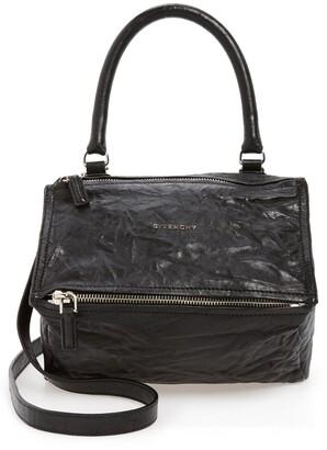 Givenchy 'Small Pepe Pandora' Leather Crossbody Bag