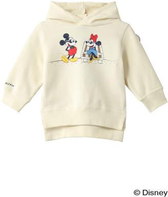 インショア Mickey & Minnie フーディー