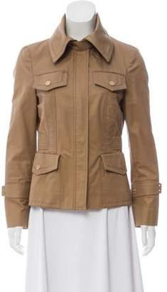 Gucci Lightweight Structured Jacket