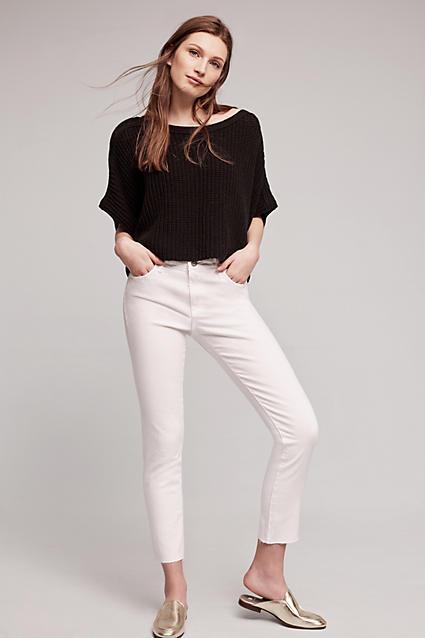 AG Jeans AG Stevie Mid-Rise Skinny Jeans