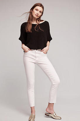 AG Jeans AG Stevie Mid-Rise Skinny Cropped Jeans $178 thestylecure.com