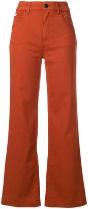 ALEXACHUNG Alexa Chung flared trousers