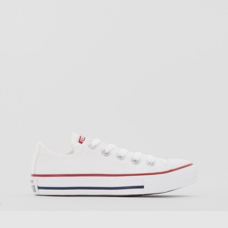 Converse CTAS CORE OX White Canvas Trainers