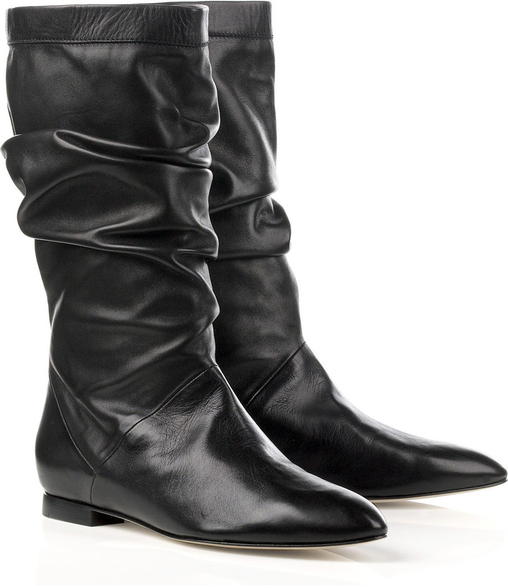 Brian Atwood Ontario slouchy boots