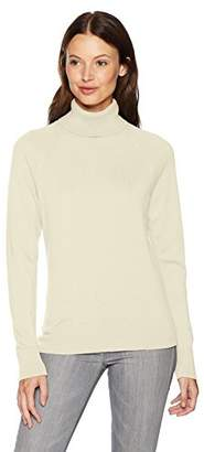 Pendleton Women's Merino Ribneck Turtleneck Sweater