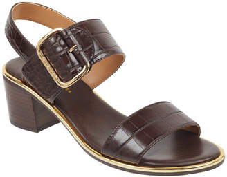 Tommy Hilfiger Katz Block-Heel Dress Sandals Women's Shoes