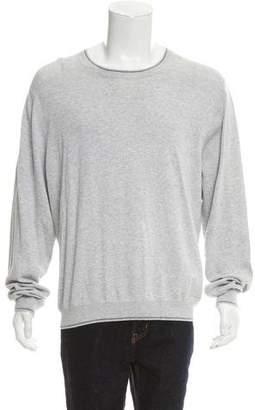 Barneys New York Barney's New York Multi-Texture Open Weave Sweater