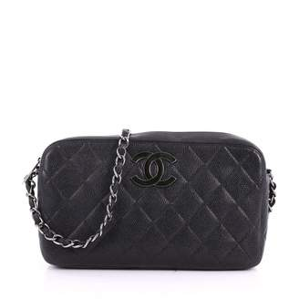 Chanel Camera leather bag
