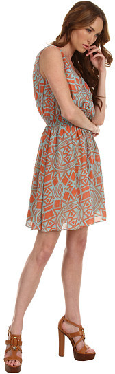 Rachel Roy Cinched Dress