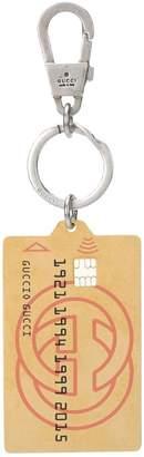 Gucci credit card keyring