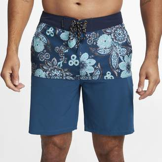 "Hurley Phantom Melody Beachside Men's 18"" Board Shorts"