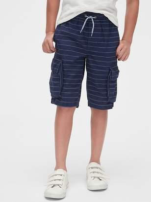 Gap Print Cargo Shorts