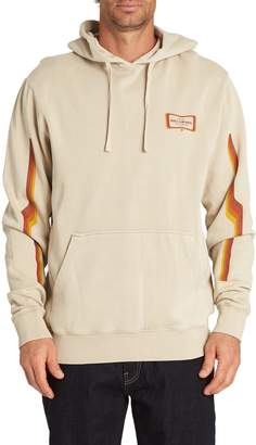 Billabong Wave Washed Graphic Hooded Sweatshirt
