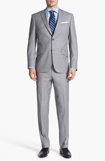 Ted Baker 'Jones' Trim Fit Wool Suit